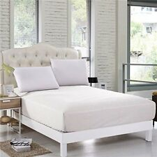 Sheet Set 400 Thread Count Egyptian Cotton 5 Inch Deep Choose Solid Color & Size
