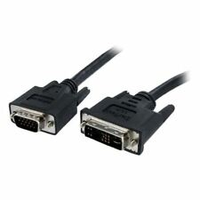 StarTech.com 10 ft DVI to VGA Display Monitor Cable - DVI-A Male Video - HD-15 M