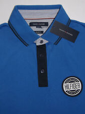 Tommy Hilfiger Short Sleeve SLIM FIT Men's Polo Shirt Retail at $54.99