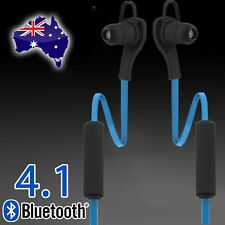 Wireless Bluetooth Headset SPORT Stereo Headphone Earphone for iPhone Samsung OV