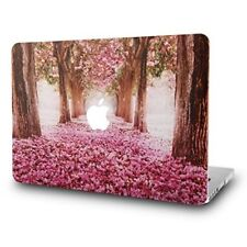 MacBook Air 13 Inch Case Plastic Hard Shell Cover A1369 A1466 Cherry Blossoms