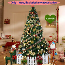 Christmas Tree 1.5M Artificial Ornaments  Christmas Decorations Decorated Xmas