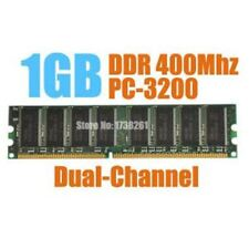 New Sealed DIMM DDR 400Mhz 1GB PC-3200 memory for Desktop RAM