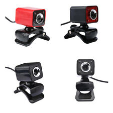 USB 2.0 1080P 12M Pixel 4LED HD Webcam Web Cam Camera MIC for Mini PC Laptop