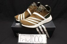 ADIDAS X WHITE MOUNTAINEERING NMD R2 TRACE OLIVE /WHITE CG3649