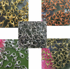 wholesale Lot Plated Jewelry Necklace Lobster Clasp Claw Buckle charms Hooks