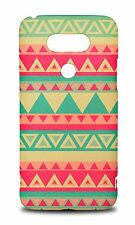 VINTAGE AZTEC GEOMETRIC PATTERN HARD CASE COVER FOR LG G5