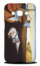 FUNNY MELTING CLOCKS ART PAINTING HARD CASE COVER FOR SAMSUNG GALAXY CORE PRIME