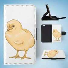 BABY CHICK CHICKEN FARM BIRD 1 FLIP WALLET CASE COVER FOR IPHONE 6 / 6S