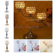 Sparkle Wedding Tabletop Centerpieces Candelabra Decorative Candle Holders