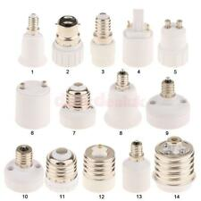 Various Bulb Light Socket Adapter Lamp Light Bulb Converter Socket Extend Holder