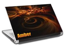 Abstract Tribals Personalized LAPTOP Skin Decal Vinyl Sticker ANY NAME DJ L549