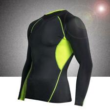 Mens Thermal Underwear Warm Fast Dry Elastic Force Long Johns Compression & Soft
