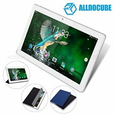 ALLDOCUBE 10.6'' Inch Google Android 6.0 Quad Core Tablet PC 32GB GPS Unlocked