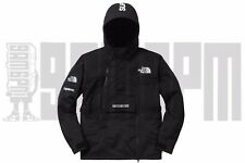 2016 Supreme The North Face STEEP TECH HOODED JACKET L BLACK steeptech tnf ds