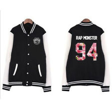 Baseball Jacket Coat Unisex Clothing Uniform College Sweatshirt Sportswear Coat