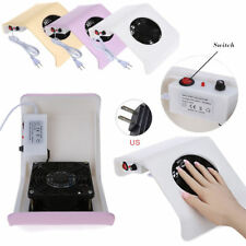 30W Nail Art Salon Suction Dust Collector Machine Vacuum Cleaner Nail TOOL Kits