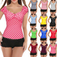 50s Style On or Off the Shoulder - PINUP GIRL PEASANT TOP in 12 Colors & Prints!