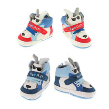 Toddler Newborn Shoes Baby Infant Kids Boy Girl Soft Sole Artificial PU Sneaker