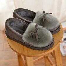Cotton Universal Fashion Warm Winter Women Casual Indoor Soft Home Slippers