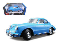 Bburago 1961 Porsche 356B Coupe 1/18 Diecast Car Model