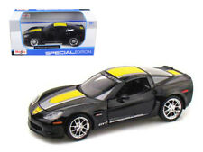 Maisto 2009 Chevrolet Corvette C6 Z06 GT1 Diecast Car Model 1:24