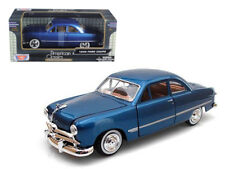 Motormax 1949 Ford Coupe 1:24 Diecast Model Car