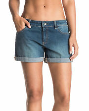 NEW ROXY™  Womens Rolly Up Denim Short Womens Shorts