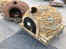 wood Fired pizza oven - wood fired brick pizza ovens for outdoors - barbecue bbq