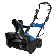 Electric Snow Blower 21 inch 15Amp Thrower w/ LED lights Moves 800Lbs/minute NEW