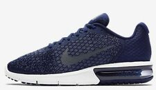 Nike AIR MAX SEQUENT-2 MEN'S RUNNING SHOE Binary Blue/Obsidian-US 7,7.5,8 Or 8.5