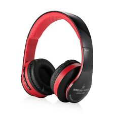Wireless Bluetooth Stereo Headphone Headset Noise Cancelling Music Play JKR 212B