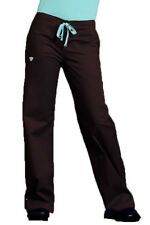 "Med Couture Women's ""Signature"" 8705 Drawstring/Elastic 3 Pocket Scrub Pant-"