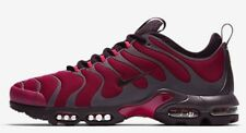 Nike AIR MAX PLUS TN ULTRA MEN'S SHOE Noble Red/Port Wine-Size US 11, 11.5 Or 12