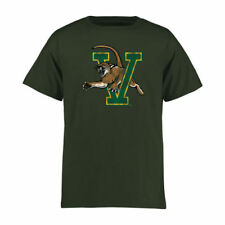 Vermont Catamounts Youth Green Classic Primary T-Shirt - College