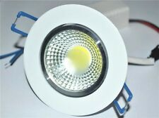 7w 9w 12w Led Cob Chip Downlight Recessed Led Ceiling Light Spot Light Lamp