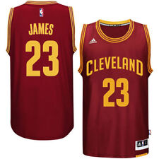 adidas LeBron James Cleveland Cavaliers Youth Replica Road Jersey - NBA
