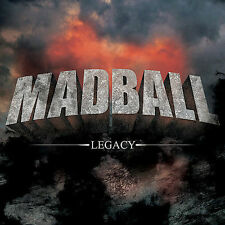 MADBALL: LEGACY DELUXE EDITION CD WITH DVD! CD - EX DVD - NEAR MINT