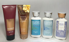 Bath & Body Works Body Lotion and Cream 8 oz Bottles Your Choice New