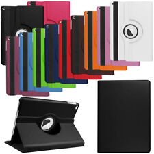 360 Rotating Leather Case Smart Cover with Stand Swivel For Apple iPad 2 3 4