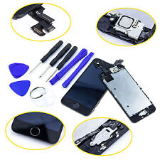 iPhone 5 LCD Replacement Touch Screen Digitizer Display Assembly + Free Tools