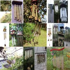 Wind Chimes Windchime Tubes Church Outdoor Garden Home Decor Christmas Gift