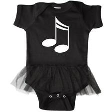Inktastic Music Notes For The Music Lover Infant Tutu Bodysuit Musical Musician