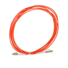 10ft/16ft LC-LC Multimode Single Core Fiber Optic Patch Cable Jumper Wire