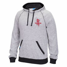 adidas Houston Rockets Heathered Gray Originals Pullover Hoodie - NBA