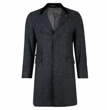 BNWT - Gabicci Vintage Overcoat - Black - Mod Indie Size Small - XXL RRP £210