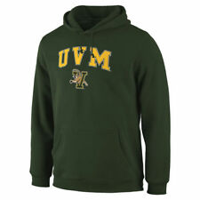 Fanatics Branded Vermont Catamounts Green Campus Pullover Hoodie - College