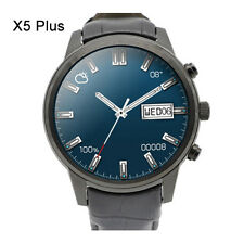 Finow X5 Plus Smart Watch Phone GSM WCDMA BT GPS GPRS WIFI Android OS Heart Rate