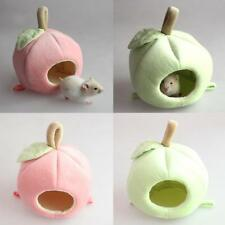 Apple Hammock Ferret Rabbit Guinea Pig Rat Hamster Squirrel Mouse Bed Toy House