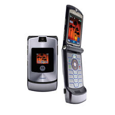 Motorola RAZR V3i Flip Mobile Phone Camera GSM  Unlocked Cellphone